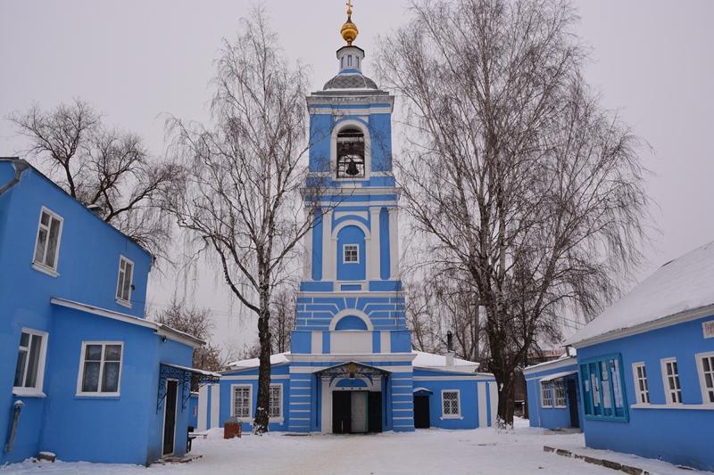 Иоанно-Златоустовский храм г. Воскресенск