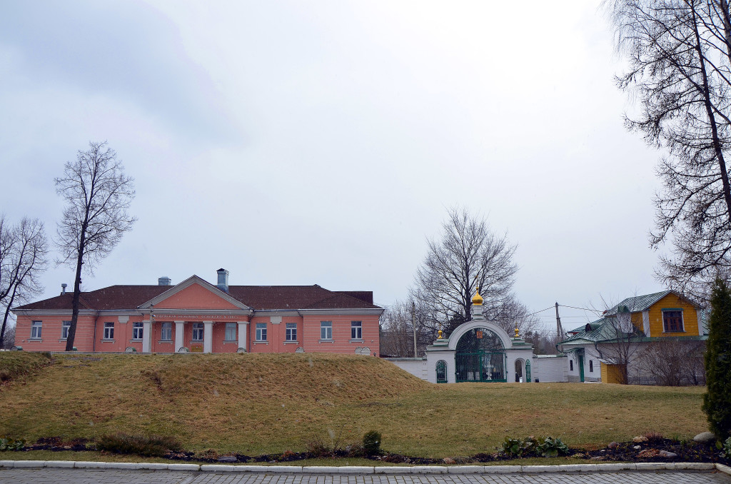 Спасо-Влахернский женский монастырь