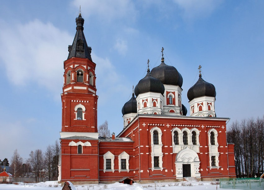 Александро-Невский женский монастырь, с. Маклаково