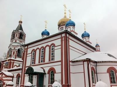 Покровский храм, с. Старый Покров