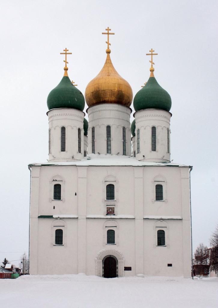 Успенский кафедральный собор, г. Коломна