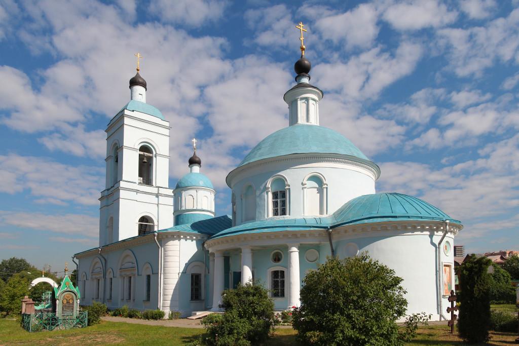 Покровский храм, г. Щелково