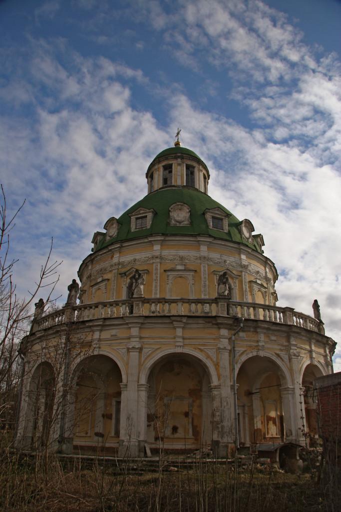 Богородицерождественский храм, с. Подмоклово