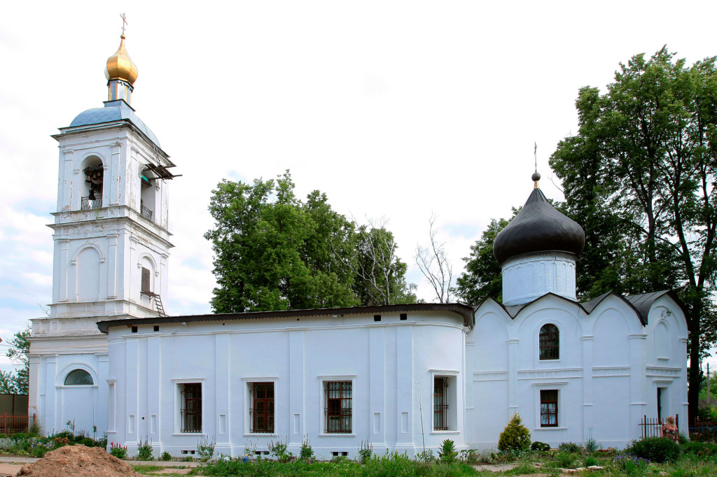 Сергиевский храм, с. Трубино