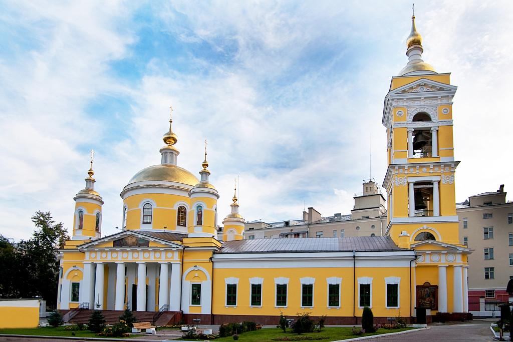 Троицкий собор, г. Подольск